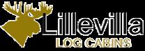 Lillevilla Log Cabins Logo