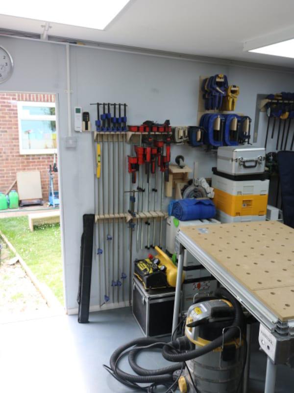 Workshop & Garden Shed
