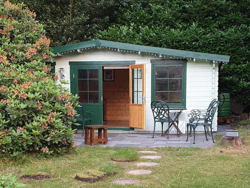 A cabin called Steve