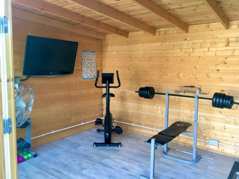 Gym / Dance Studio
